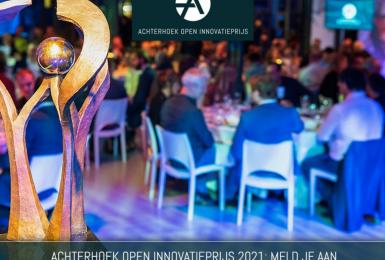 Doe mee met de Achterhoek Open Innovatieprijs 2021.